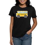 Assistant Principal School Bus Women's Dark T-Shir