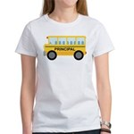 Principal School Bus Women's T-Shirt