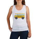 Principal School Bus Women's Tank Top