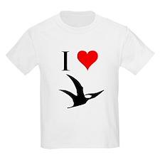 I Love Dinosaurs - Pterodacty T-Shirt