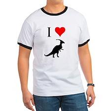 I Love Dinosaurs - Parasaurol T