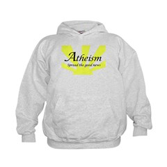 Atheism - Spread The Good New Hoodie
