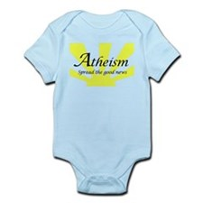 Atheism - Spread The Good New Infant Bodysuit