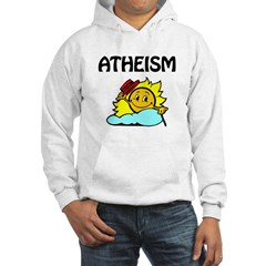 Atheism - Happy Sun Hoodie