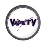 VapeTV Wall Clock