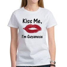 Kiss Me, I'm Guyanese Tee