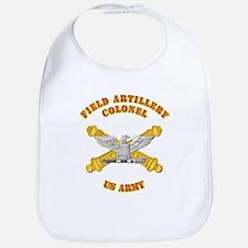 Artillery - Officer - Colonel Bib