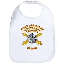 Artillery - Officer - LTC Bib