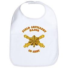 Artillery - Officer - MAJ Bib