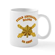 Artillery - Officer - MAJ Mug