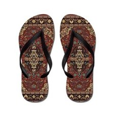 The Big Lebowski Flip Flops