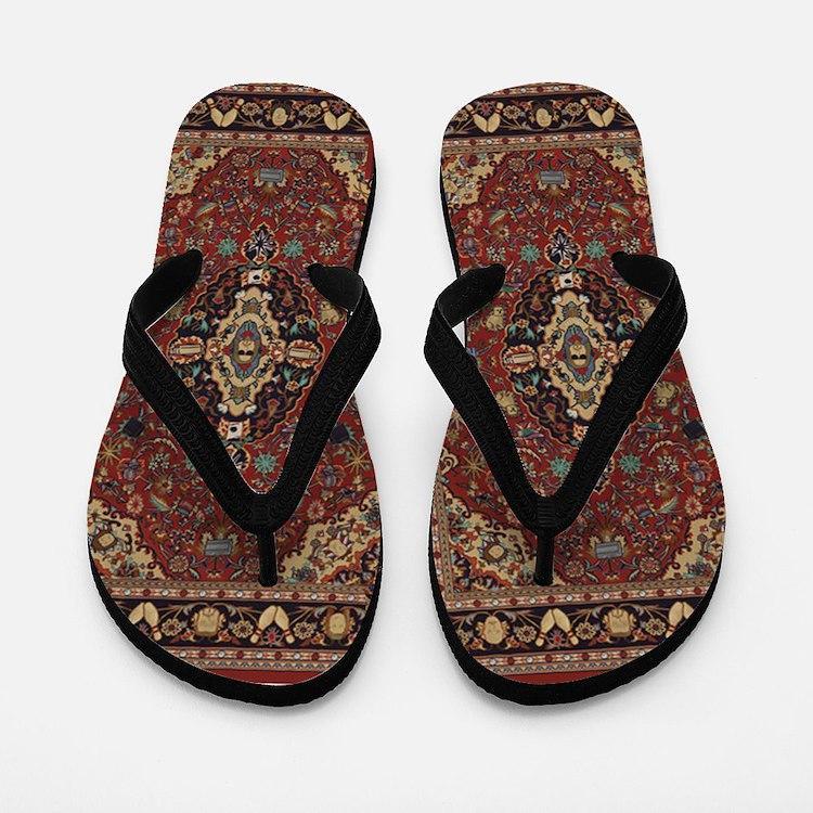 The Big Lebowski Flip Flops
