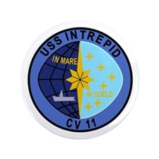 """Air Carrier Wing 3.5"""" Button (100 pack)"""