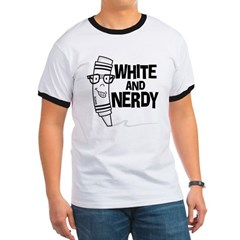 White And Nerdy T