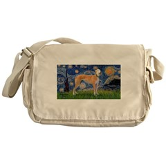 Starry / Greyhound (f) Messenger Bag