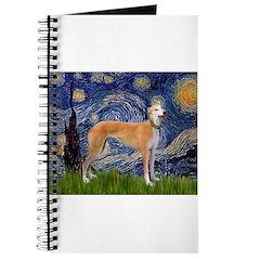 Starry / Greyhound (f) Journal