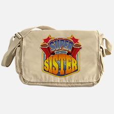 Super Sister Messenger Bag