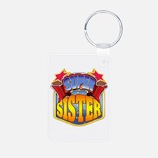 Super Sister Keychains