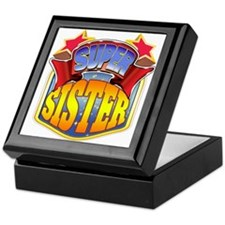 Super Sister Keepsake Box