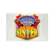 Super Sister Rectangle Magnet