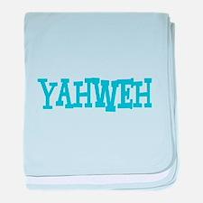 Yahweh baby blanket