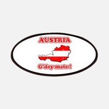 Austria - g'day mate Patches