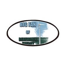 Big fan Patches