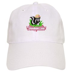 Little Stinker Jacqueline Baseball Cap