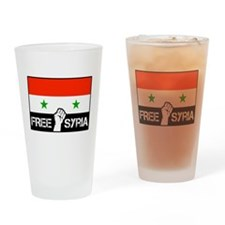 Funny Fighting islamism Drinking Glass