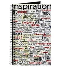 English Brainstorming Poster Journal