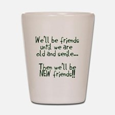 Friends Shot Glass