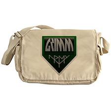 Army Messenger Bag