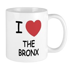 I heart the bronx Mug