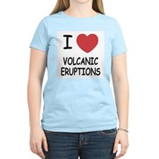 I heart volcanic eruptions T-Shirt