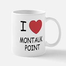 I heart montauk point Mug