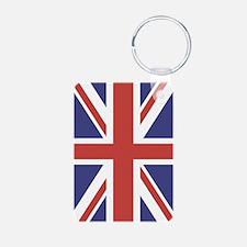 UNION JACK UK BRITISH FLAG Keychains