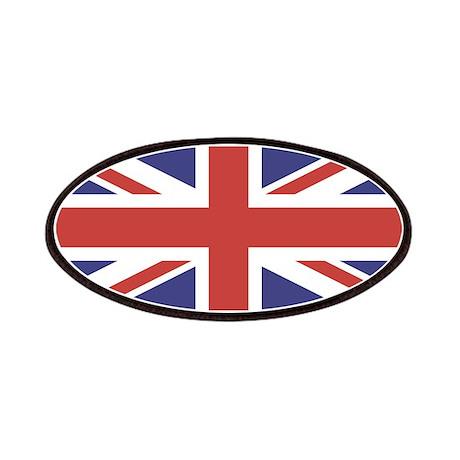 UNION JACK UK BRITISH FLAG Patches