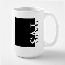 TVS Typography Mugs