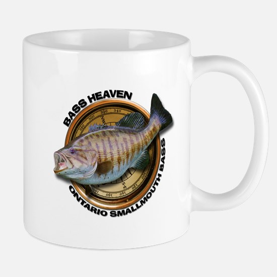 Ontario Smallmouth Bass Coffee Mug