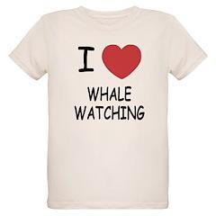 I heart whale watching T-Shirt