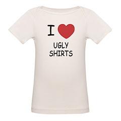 I heart ugly shirts Tee