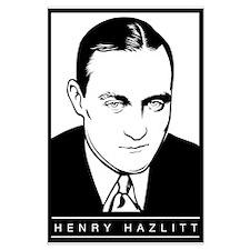 Henry Hazlitt Large Poster
