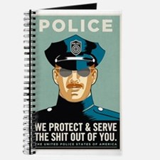 Police Protect & Serve Journal