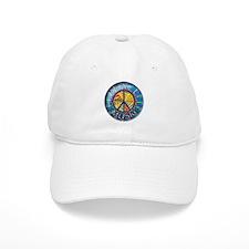 Peace thru Music Baseball Cap
