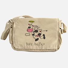 Holy Heifer Messenger Bag