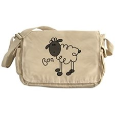 Baa Sheep Messenger Bag