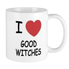 I heart good witches Mug