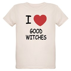 I heart good witches T-Shirt