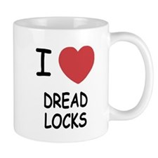 I heart dreadlocks Mug