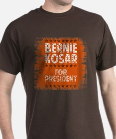 Bernie Kosar For President T-Shirt